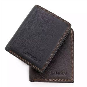 Other - Genuine Leather Men's Wallet 1000008/75